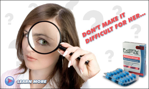 CLICK HERE to order EXTENZE Capsules